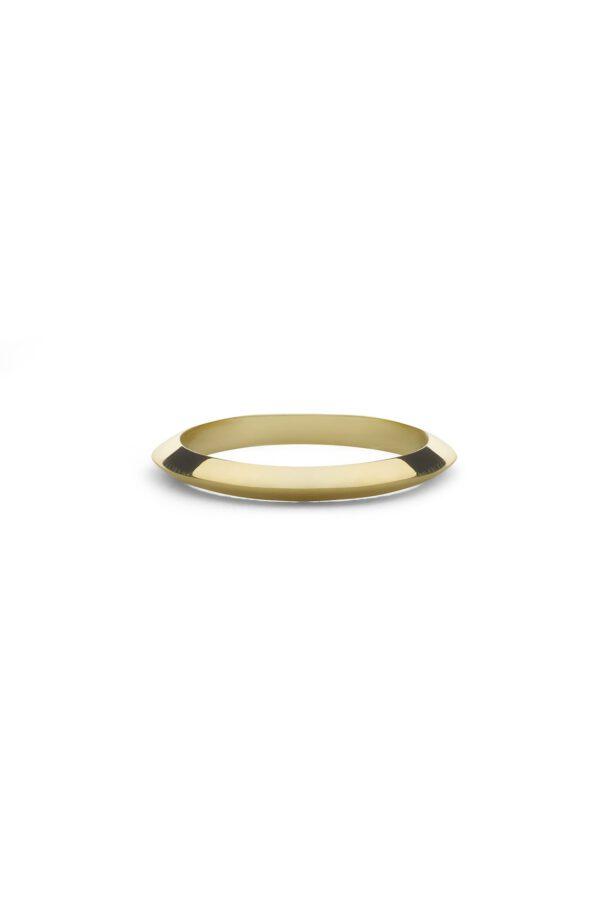 Borboletta Jukserei Ring Tove vergoldet